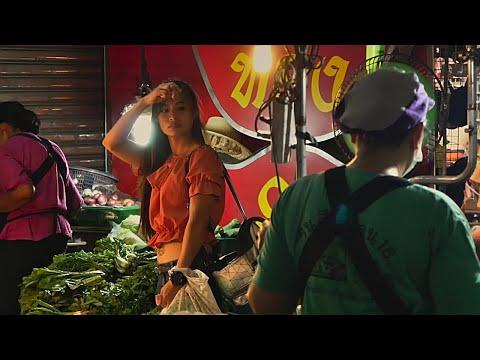 Pattaya Nightlife (FHD 60FPS) Crisp After Darkish Evening Scenes 2019