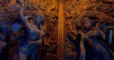 Great wood Art || Phase-2 || Sanctuary of truth Pattaya, Thailand