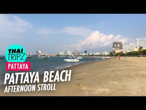 Pattaya Beach – Afternoon stroll