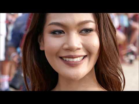 Pattaya Bikini Bustle 2019/Comely Sea dart Ladies