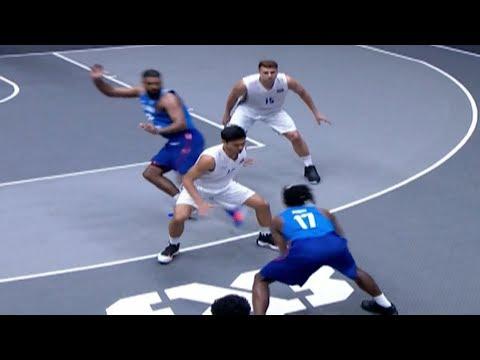 Highlights: Philippines vs Thailand   3X3 Basketball M Prelim Spherical   2019 SEA Video games