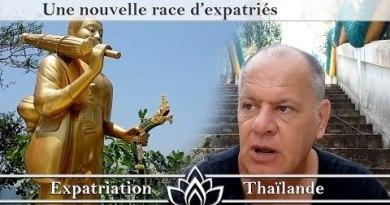 Nouvelle scuttle d'expatriés en Thaïlande
