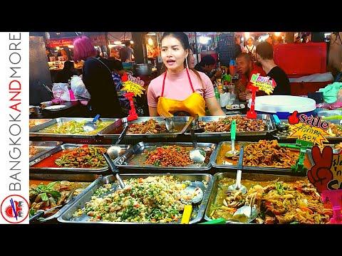 Thailand Pattaya Night Market – The Tepprasit Motorway Night Market
