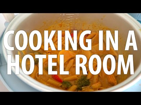 TRAVEL TIP: Cooking And not using a Kitchen The usage of a Rice Cooker