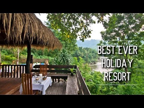 Thailand's Top 5 Riverside Hotels and Hotels in Kanchanaburi – Nature, Luxurious, Adventure, Tradition