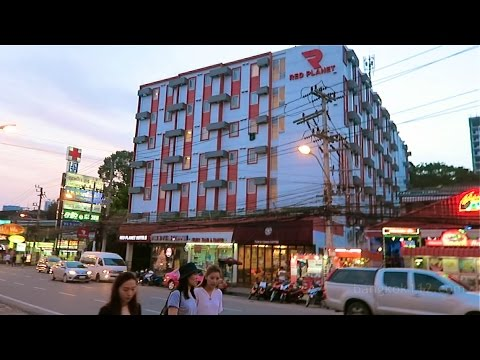 Red Planet Pattaya Resort – Very Cheap!!!