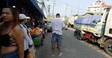 PATTAYA – This Soi Bukhao Market Will Provoke you, what construct you focus on?