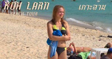 Koh Larn Seashore Tour, Pattaya, Thailand