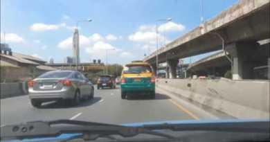 Avenue Outing to Pattaya (The Motorway to Hell) Bangkok Pattaya Thailand