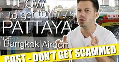 HOW to salvage to Pattaya from Bangkok airport low-cost