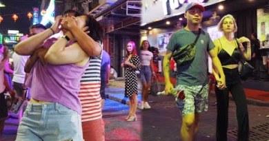 Saturday In Pattaya Strolling Avenue – Apt A Commonplace Night in Pattaya