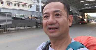 From Thailand to Myanmar by Bus
