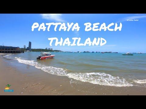 Pattaya Beach Street Thailand