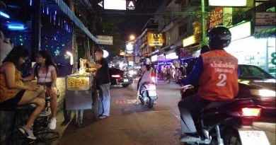Pattaya nightlife at a low level despite the high season