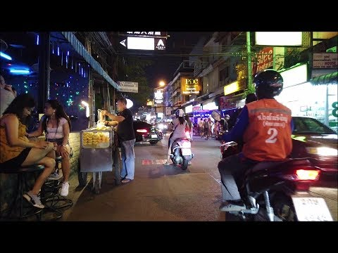 Pattaya nightlife at a low level despite the high season