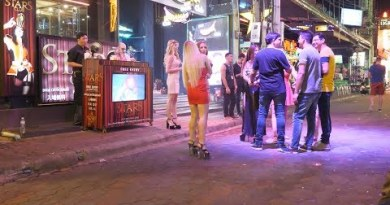Pattaya Strolling Boulevard, 11 Feb 2020