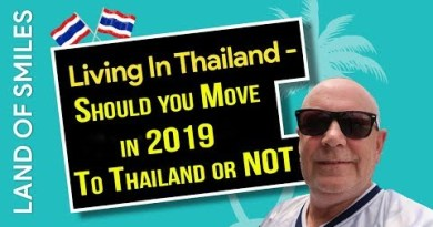 Whenever you Pass in 2019 to Thailand or NOT?