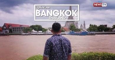 Biyahe ni Drew: 'Biyahe ni Drew' goes to Bangkok, Thailand (Tubby episode)