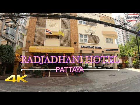 Pattaya Soi 4 – Guest Kindly Rajadhani Lodge [4K]