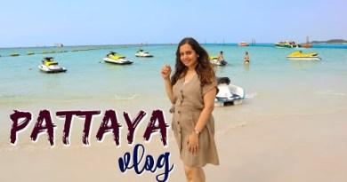PATTAYA, Thailand Vlog   Pattaya Seaside, Strolling Facet road, Koh Larn, Night Market