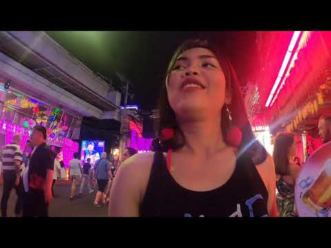 Walking Road Pattaya is open as favorite with out reference to Coronavirus Fears.