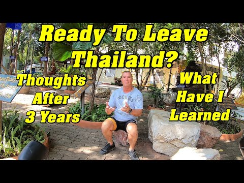 Willing To Bound away Thailand?? Tips After 3 Years.