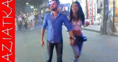 PATTAYA WALKING STREET   Night Scenes   Vlog 6: Insomnia night membership