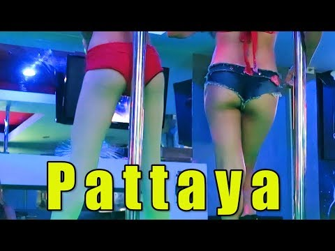Pattaya: A Evening Out In Pattaya – Soi 7, 8 & Strolling Toll road, Thailand 🇹🇭