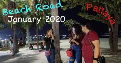 Sea hasten Avenue Pattaya 2020 – Freelancer Saturday Evening at the Coconut Bar