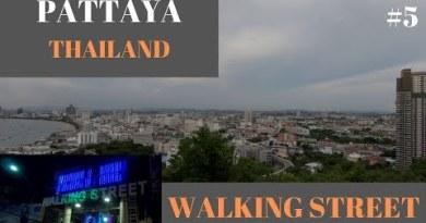 Pattaya Strolling aspect street | Pattaya peep level | Art in Paradise | Substantial Buddha Hill 2019