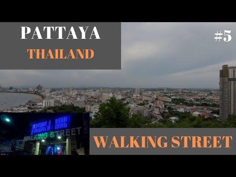 Pattaya Strolling aspect street   Pattaya peep level   Art in Paradise   Substantial Buddha Hill 2019