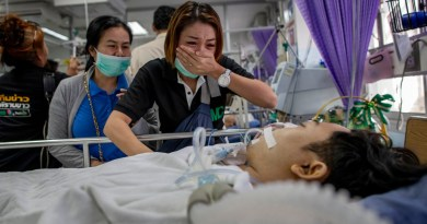 Thailand 'I Can't Poke Away': What We Know About the Mass Shooting in Thailand That Killed 29