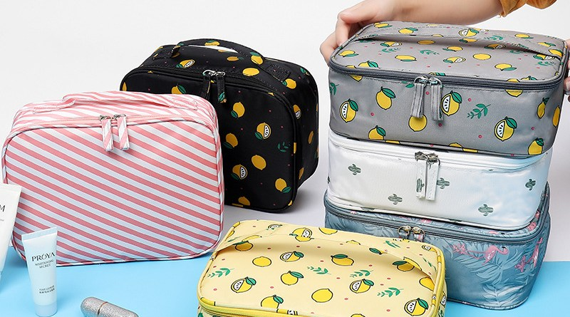 Cosmetic Bag Travel Storage Bag Toiletry Bag Suitcase Cosmetic Bag Portable Cosmetic Bag
