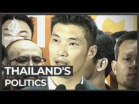 Thailand's Future Ahead event dissolved