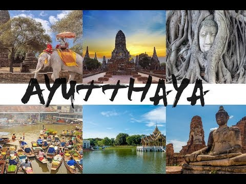 Ayutthaya – Thailand family day out