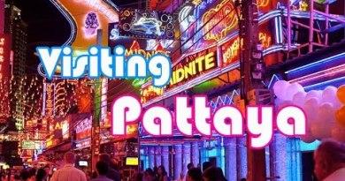 Asian Commute | Walking Avenue Pattaya Thailand Nightlife Video | Shuttle Tips | ShawnVideo