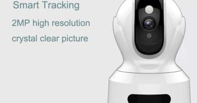 Move detection Two Way Audio HD 1080P 2MP Night Vision IP Camera Wireless Mini Camera Home Security WiFi Camera support Alexa