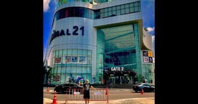 Pattaya Thailand Terminal 21 & Central Competition 2019
