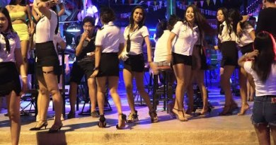 Pattaya is a city of brides. Compare SOI 7 or the Strolling Avenue