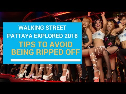 Walking Road, Pattaya Explored – January 2018