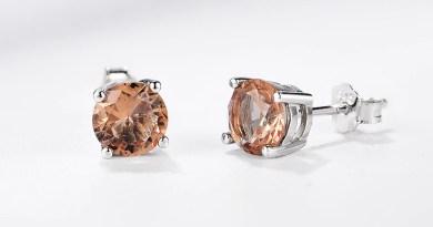 Kuololit Diaspore Zultanite Gemstone Stud Earrings for Women Solid 925 Sterling Silver Engagement Colorful Earrings Fine Jewelry
