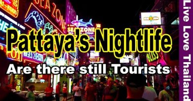 Nightlife in Pattaya 2020 – Are there still Vacationers !!! #livelovethailand