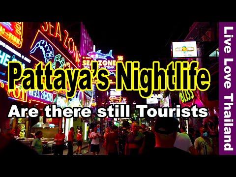 Nightlife in Pattaya 2020 – Are there still Vacationers !!! #livelovethailand