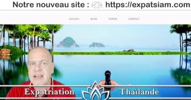 Voici notre nouveau site dédié pour s'expatrier, vivre et travailler en Thaïlande