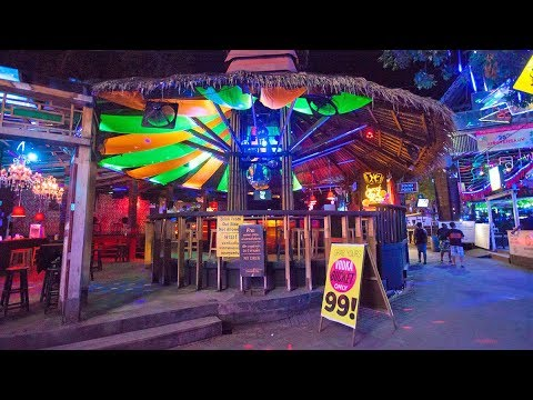 Candy Soul Cafe Cam 2, Soi Green Mango, Chaweng, Koh Samui, Thailand | Stay HD Webcam | SamuiWebcam