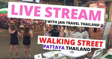 Are residing circulation from Strolling Road Pattaya Thailand 7/3-2020