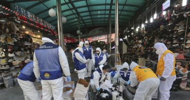 Pattaya Checklist of sports events struggling from fresh virus from China