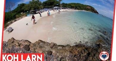 Koh Larn Island Pattaya Thailand Tourist Attraction