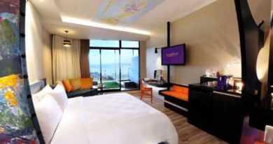 Siam@Siam Construct Hotel Pattaya – Pattaya, Thailand