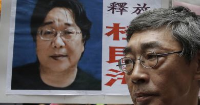 Thailand China sentences Swedish bookseller to 10 years in penal advanced